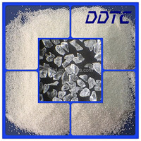 P12 and P16 Abrasive Grains White Fused Alumina Powder for Marble Grinding Discs