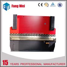 Bottom price Promotion personalized hand folder press brake machine