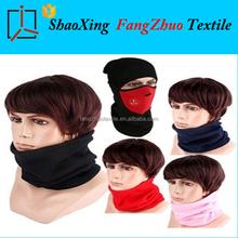 custom neck warmer 6 years experience plush plain