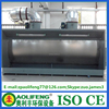Water Curtain Spray Drying Booth with galvanized steel panel