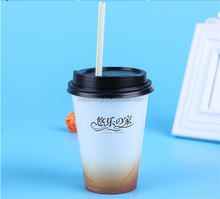 Export Thick Hot Milk Single Wall Paper Cups