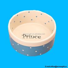 Ceramic Pet Water/Food Bowl