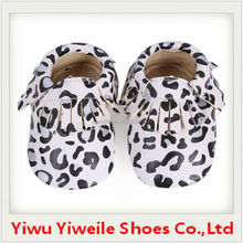 Beautiful indoor kids shoe Hand-made Baby Leather Shoes latest fashion baby shoes