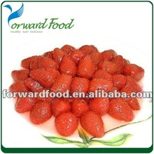 Canned fresh strawberry hot sale