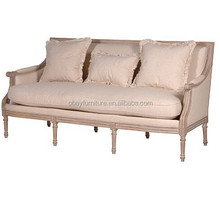 french style oval love seat carved semi circle love seat sofa couch