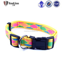high strength factory custom eco friendly dog collars