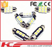 Hot sale Festoon 5050 3SMD Led Auto Lamp Reading Light High Quality 12V Led Car Light