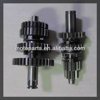 customized middle gear shafts,motorcycle primary drive gear,small rack and pinion gears