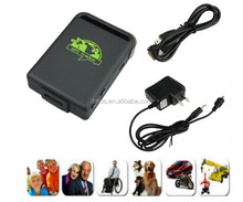 Car Waterproof Magnet GPS Tracker Device LBS TK102B+Car Charge