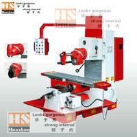 The new bed type, x7246 universal swivel head milling machine