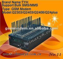 hot Sale 32 ports GSM/GPRS sms Modem for sending bulk sms signal booster