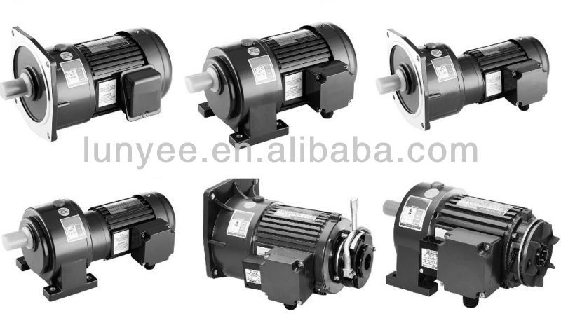 0.25Hp Ac Motor High Quality and Competitive Price High Torque