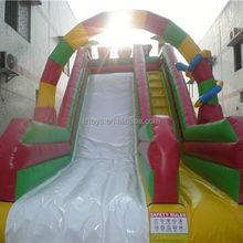 offer inflatable slides , NO.22 branded kids inflatable slide/combo/bouncer