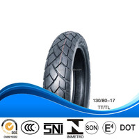 Motorcycle Tire 130x80x17 made in china