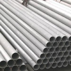 Aço inoxidável sem costura/tubo soldado na índia