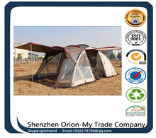 10 PERSON FAMILY TENT CAMPING TENT NEW 3 room 2rooms outdoor camping tent