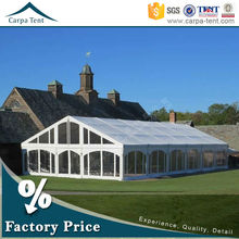 10m*15m beautiful decoration marquee trade show fair tent