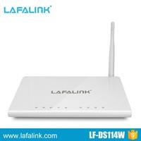 LAFALINK DS114W Mini 150Mbps Wireless ADSL2/ 2+ Modem Router