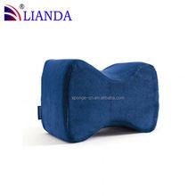 leg wedge pillow,contour leg pillow knee pillow,fashion leg pillow