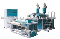 Two layers Co-extrusion Stretch Film Machine/Stretch Film ,Fresh-keeping film Making Machine/Stretch Film Production Line