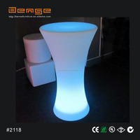 bistro table Outdoor MOMA LED bar table