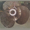 CCS,BV,ABS,RINA,GB,LR approved boat engine high speed marine propeller icebreaking ship propeller