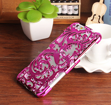 Hot Selling For iPhone6 Case,For iPhone 6 Case Plastic Hollow Out