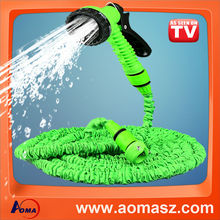 Pocket Magic Water Flexible Rubber Expandable Garden Hose