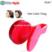 Fantastic instant highlights color chalk red hair dye colors