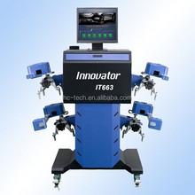 CE certificate laser 4 wheel alignment model IT663