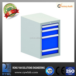 RYWL industrial heavy duty storage cart cnc drawer tool cabinet for store