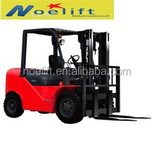 counterbalance 5ton diesel forklift truck for promotion sale for Eastern Europe market