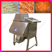 4T/H large-scale stainless steel Onions, ginger, fruit , carrot ,potato cutter