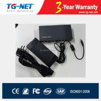 8+1 PORTS FE 10/100M POE SWITCH OEM ODM PLUG AND PLAY DESKTOP SOHO SWITCH WITH EXTERNAL POWER SUPPLY