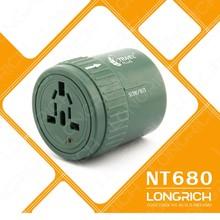 2011 nuevo adaptador de ca zócalo ( nt680 )