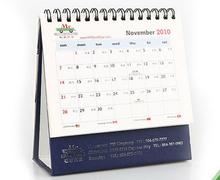 China supplier professional custom desk table calendar