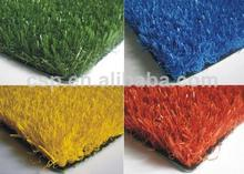Profesional 2014 tepes de césped/césped sintético/hierba de plástico para el jardín