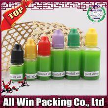 15ml plastic pet dropper bottle for nicotine oils