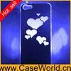 NEW Heart case LED Sense Flash Light Up Case for iPhone 5 5G