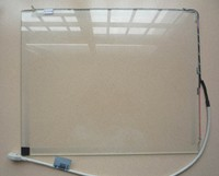 15.6 inch Saw Transparent Glass Touch Screen