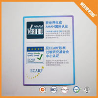 30-0028 Wholesale china sticker label pvc rsticker paper