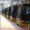 Genuine new drive cabin,excavator operator cab for pc200-6 pc200-7 pc360-7