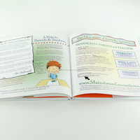 Cheap High-quality Color Children book printing Contact Now