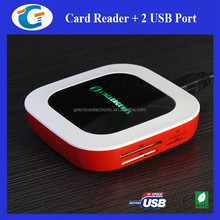 Top Sale Carder Reader 3.0USB Combo With Logo Printing