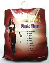 Deluxe PIRATE WOMAN COSTUME