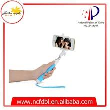 Cable Selfie Stick, Camera/Smart Phone Boom Arm, 5 colors