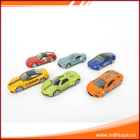 Wholesale 1:64 scale alloy mini colorful metal die cast model car