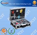 Compacto de campo de la fibra de empalme de fusión kit de herramienta de fkl-08c