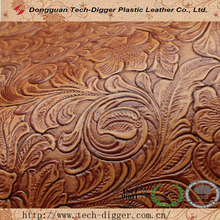 Superior quality plastic material pvc synthetic leather