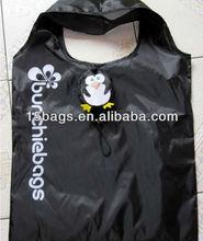Fashion promotion penguin shape promotion supermarke bag